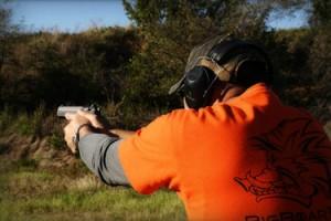 Tactical Combat Handgun